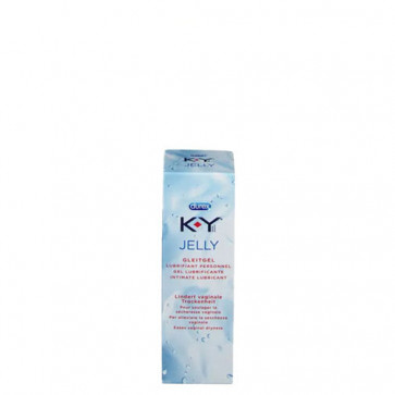 Durex K-Y Jelly Intimate Lubricant, 50ml (1,7 fl.oz.)