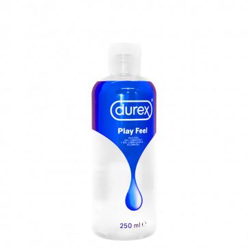 DUREX Play Feel, Water Based Lubricant, 250 ml (8,5 fl.oz.)