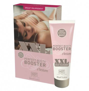 HOT XXL Busty Booster Cream, 100ml (3.4 fl.oz)