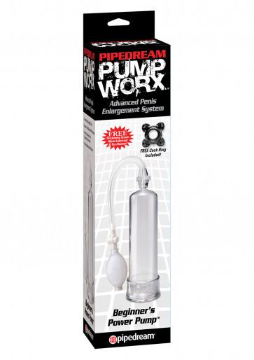 Pipedream Pump Worx, Beginners Power Pump