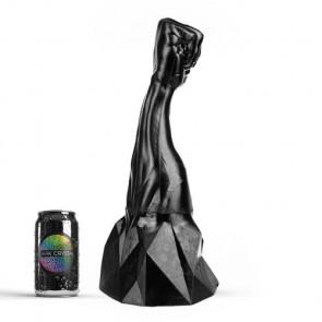 DARK CRYSTAL BLACK 38x10 cm