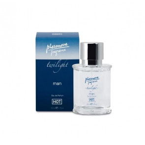 HOT PHEROMONE Fragrance Twilight Man, Eau de Parfum, 50 ml (1.7 fl.oz)